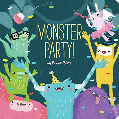 Monster Party! (Hardcover)