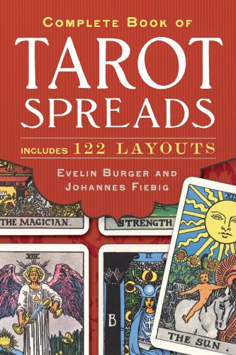 9781454910794: Complete Book of Tarot Spreads