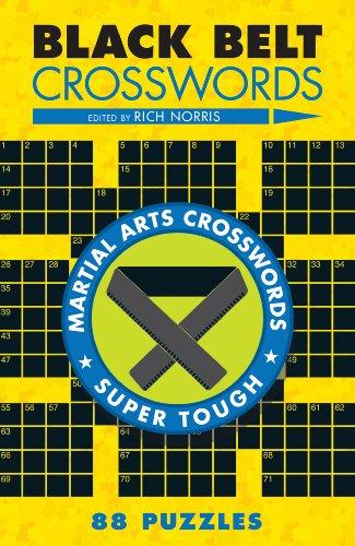 Black belt crosswords (Martial Arts Puzzles Series): Norris, Rich