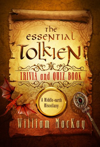9781454911074: The Essential Tolkien Trivia and Quiz Book: A Middle-earth Miscellany