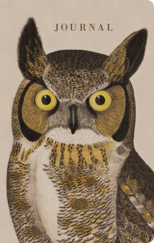 Natural Histories Journal: Owl: American Museum of Natural History