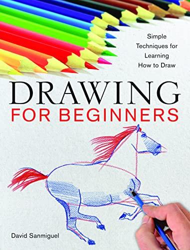 Drawing for Beginners: Sanmiguel, David