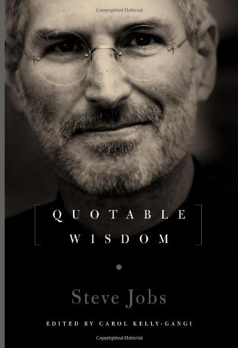 9781454911234: Steve Jobs (Quotable Wisdom)