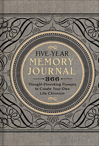9781454911272: Five Year Memory Journal: 366 Thought Provoking Prompts to Create Your Own Life Chronicle: 1 (Gilded, Guided Journals)