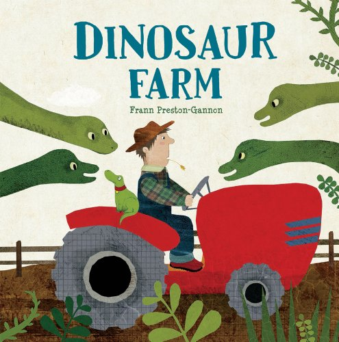 Dinosaur Farm (Hardback or Cased Book)