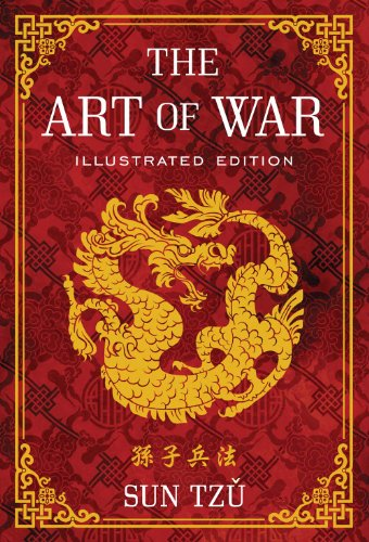 9781454911869: The Art of War: Illustrated Edition