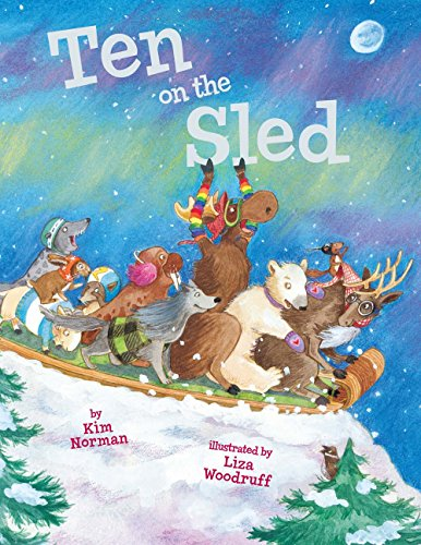 9781454911913: Ten on the Sled
