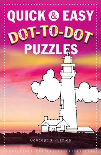 9781454912019: Quick & Easy Dot-to-Dot Puzzles (Connectivity)