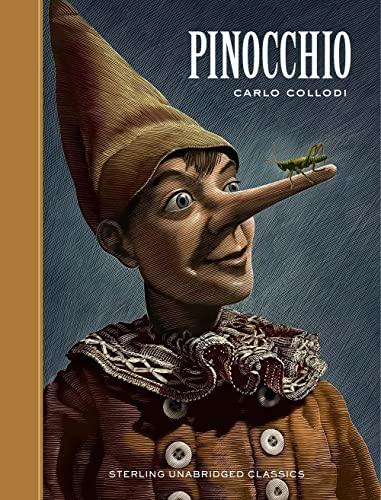 9781454912200: Pinocchio (Unabridged Classics)