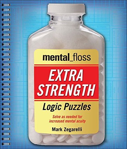 9781454912453: Mental_floss Extra-Strength Logic Puzzles