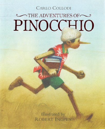 9781454912682: The Adventures of Pinocchio (Sterling Illustrated Classics)