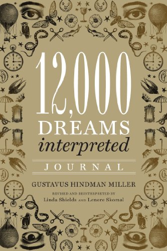 12,000 DREAMS INTERPRETED JOURNAL (H)