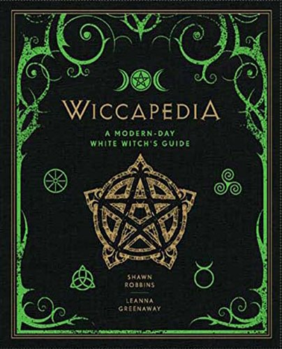 9781454913740: Wiccapedia: A Modern-Day White Witch's Guide: A Modern-Day White Witches' Guide