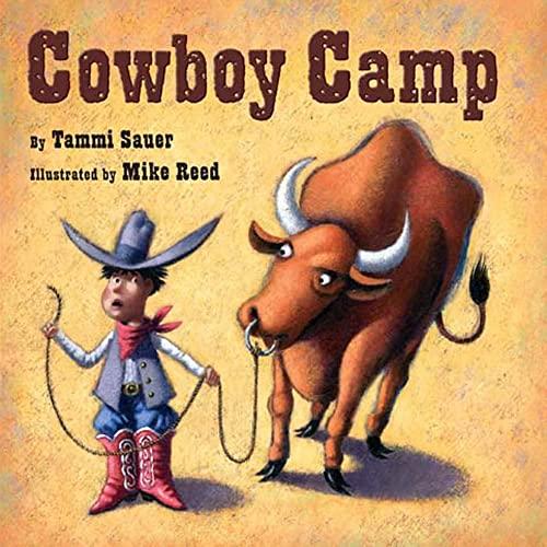 Cowboy Camp: Tammi Sauer