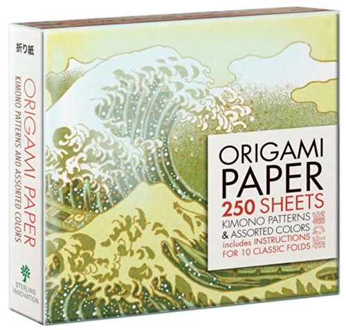 9781454914334: Origami Paper: Kimono Patterns & Assorted Colors