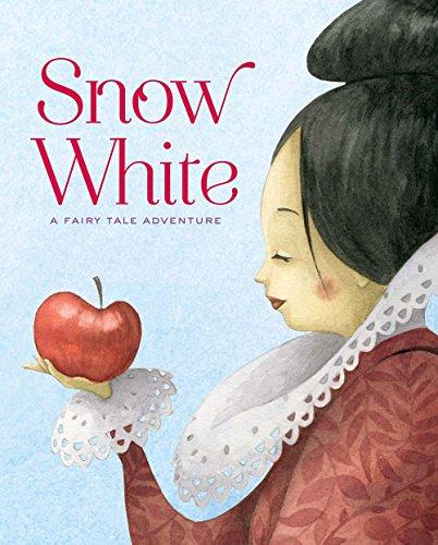 Snow White: A Fairy Tale Adventure (Hardcover): Giada Francia