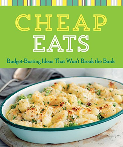 9781454915225: Cheap Eats: Budget-Busting Ideas That Won't Break the Bank (Cook Me!)
