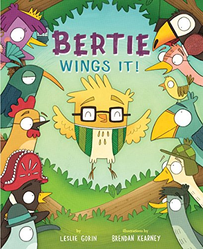 9781454915737: Bertie Wings It!