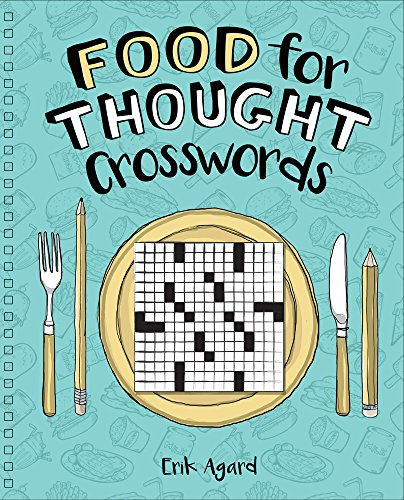 9781454916314: Food for Thought Crosswords