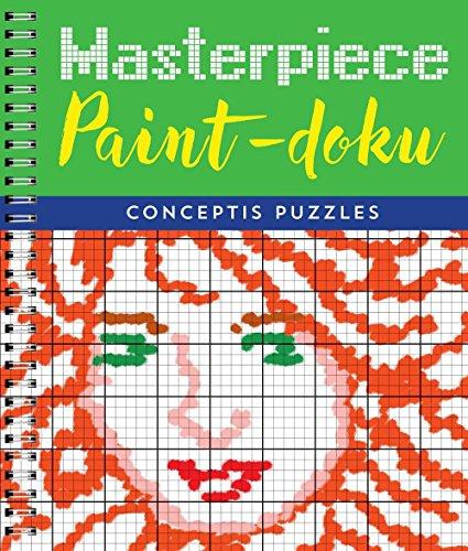 9781454916482: Masterpiece Paint-doku