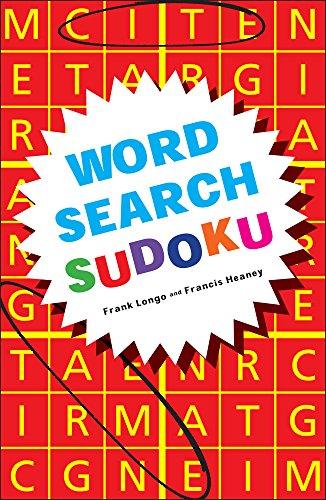 Word Search Sudoku: Frank Longo
