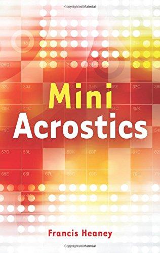 9781454916611: Mini Acrostics