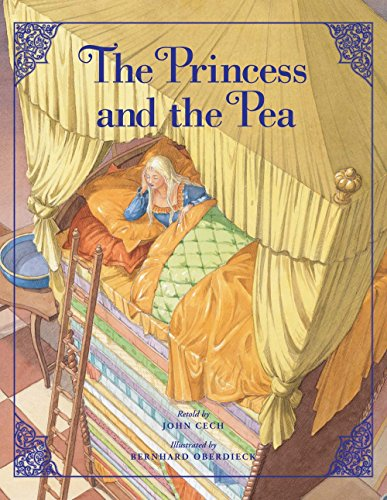 9781454916789: The Princess and the Pea (Classic Fairy Tale Collection)