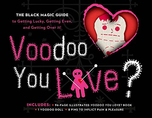 9781454916864: Voodoo You Love? Book & Kit: The Black Magic