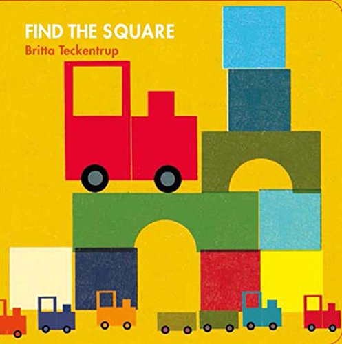 9781454917618: Find the Square (Find the Shape)
