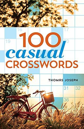 100 Casual Crosswords: Thomas Joseph