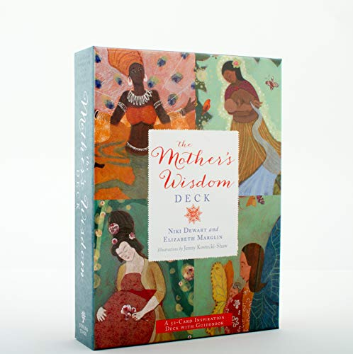 9781454918905: The Mother's Wisdom Deck: A 52-Card Inspiration Deck with Guidebook