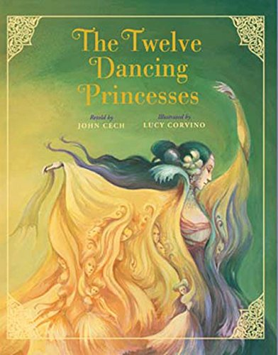 9781454919094: The Twelve Dancing Princesses (Classic Fairy Tale Collection)