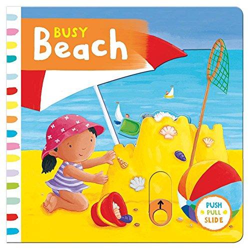 9781454919414: Busy Beach (Busy Books)