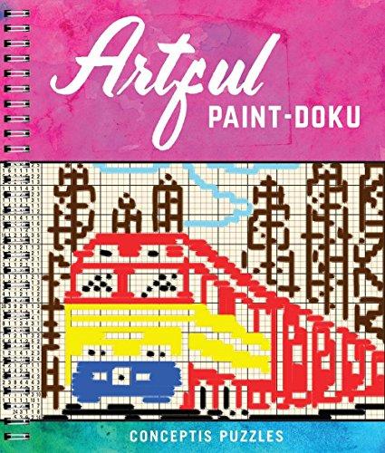 Artful Paint-Doku: Puzzle Wright Press