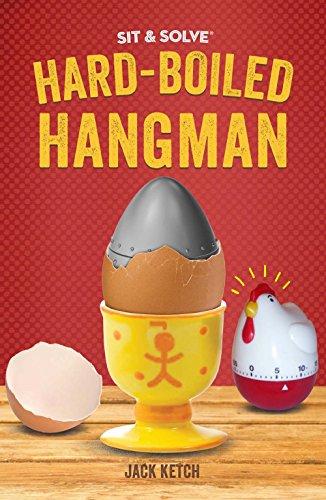 9781454920632: Sit & Solve® Hard-Boiled Hangman (Sit & Solve® Series)