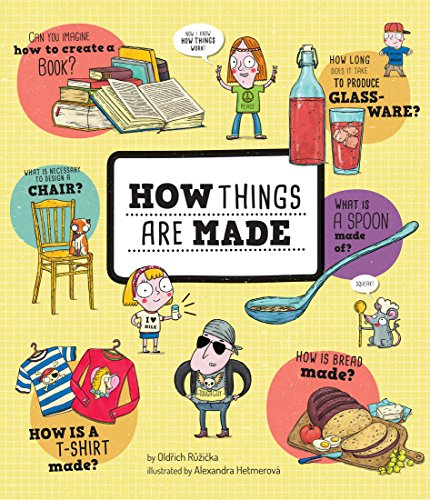 9781454920854: How Things Are Made