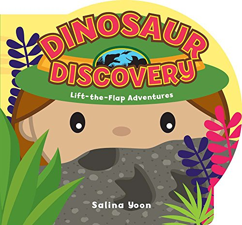 Dinosaur Discovery (Lift-the-Flap Adventures)
