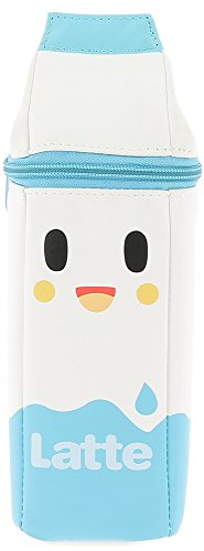9781454922100: Tokidoki Milk Carton Pencil Case (Blue)