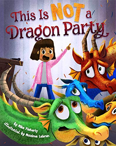 9781454922339: This is NOT a Dragon Party