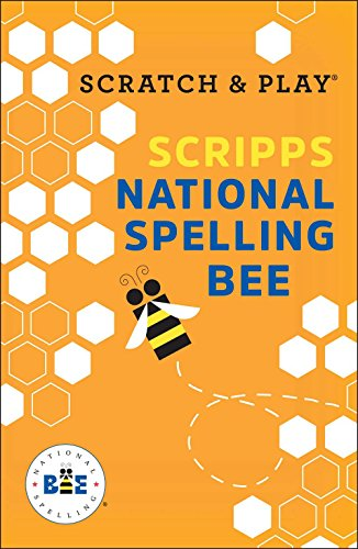 Scripps National Spelling Bee Scratch & Play: Puzzle Wright Press