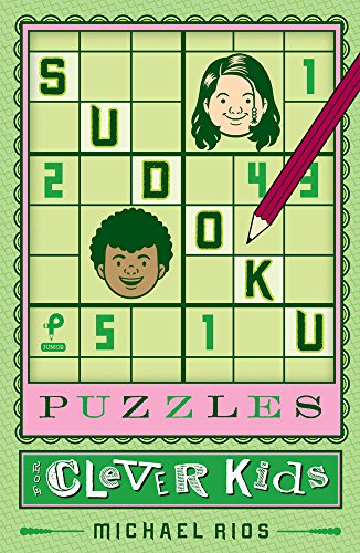 9781454922797: Sudoku Puzzles for Clever Kids (Puzzlewright Junior Sudoku)