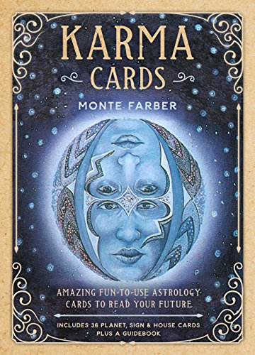 9781454926306: Karma Cards: Amazing Fun-to-Use Astrology Cards to Read Your Future