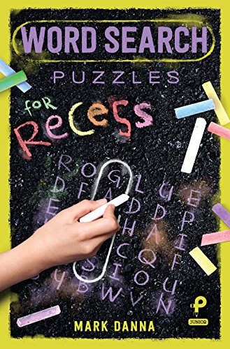 9781454927754: Word Search Puzzles for Recess (Puzzlewright Junior Word Search Puzzles)