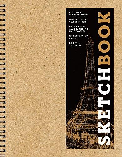 9781454931478: Sketchbook Basic Large Kraft