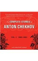 9781455109432: The Complete Stories of Anton Chekhov: 1882-1885