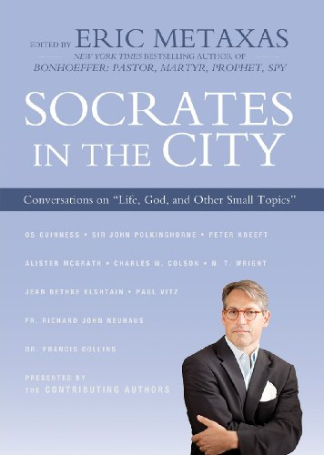 9781455112203: Socrates in the City: Conversations on Life, God, and Other Small Topics