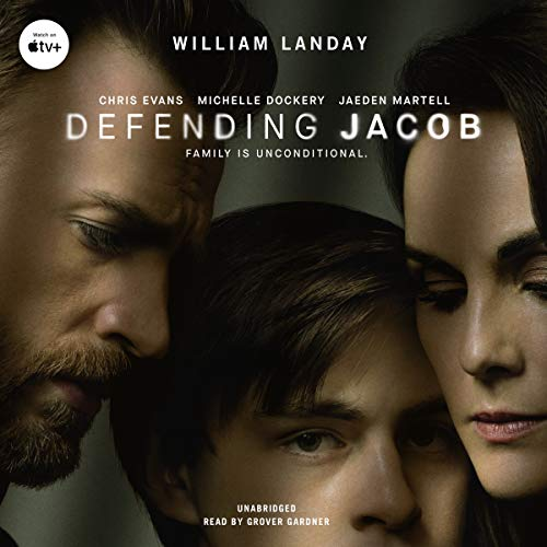Defending Jacob: A Novel (Library Edition): William Landay