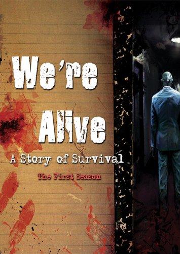 We're Alive: A Story of Survival, Season 1: Kc Wayland; Shane Salk