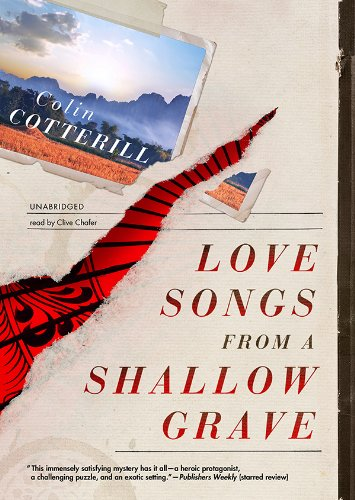 9781455119202: Love Songs from a Shallow Grave (The Dr. Siri Investigations)