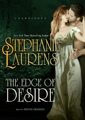 The Edge of Desire (Bastion Club Novels, Book 7): Stephanie Laurens